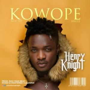 Henry Knight - Kowope